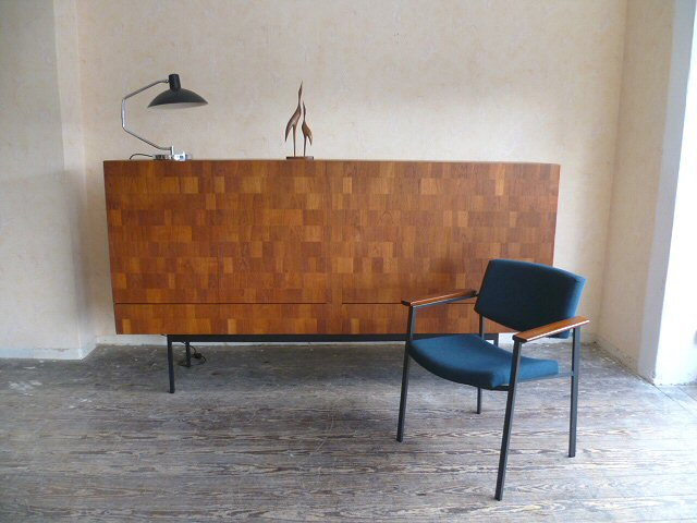 behr sideboard waeckerlin chess 60er yvontage vintage neu erleben. Black Bedroom Furniture Sets. Home Design Ideas